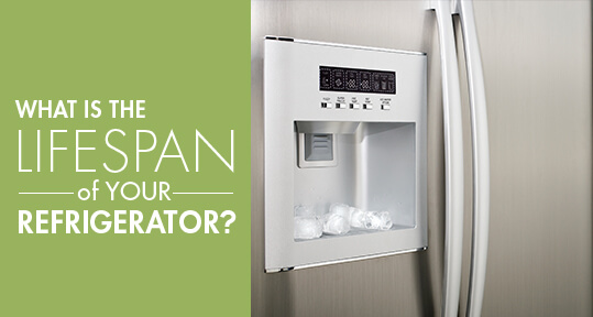 What Is The Lifespan Of Your Refrigerator