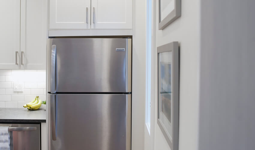 Can You Put The Refrigerator Next To The Wall