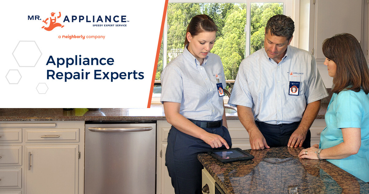 Appliance Repair Service from the Experts | Mr  Appliance