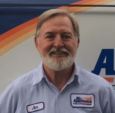 Jim Artell — Mr. Appliance Service Manager