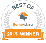 Best of Home Advisor 2015 Winner logo