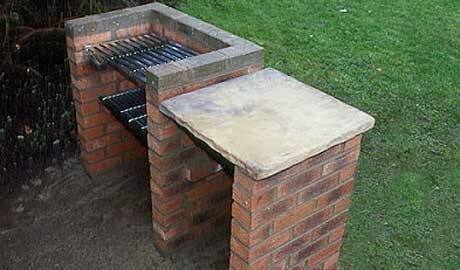Outdoor Grill Idea