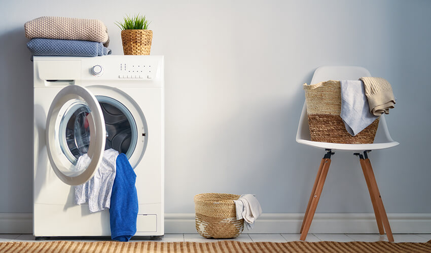 The Washer S Lint Trap Needs Cleaning Too