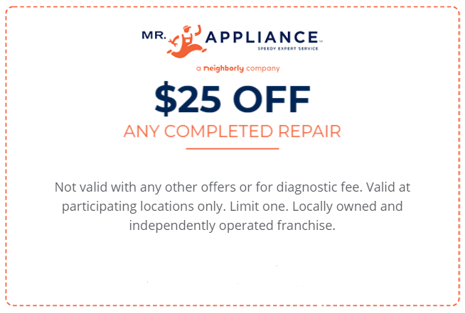 $25 Off Any Completed Repair